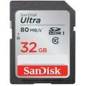 Tarjeta de memoria 32 GB SD Scandisk