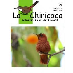 Revistas La Chiricoca