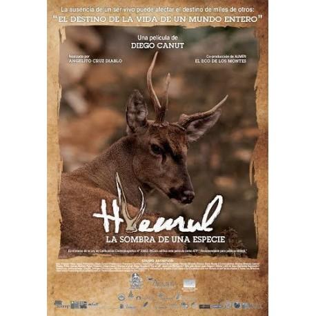 DVD Película Huemul la Sombra de una Especie