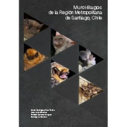 Libro Murciélagos de la Región Metropolitana de Santiago