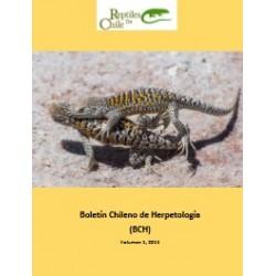 Boletín chileno de herpetología