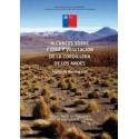 ALCANCES SOBRE  FLORA Y VEGETACIÓN DE LA CORDILLERA DE LOS ANDES- Antofagasta