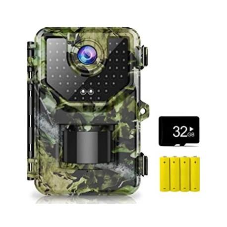 Vikeri cámara trampa 1520P 20MP