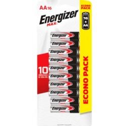 16 Pilas AA Energizer